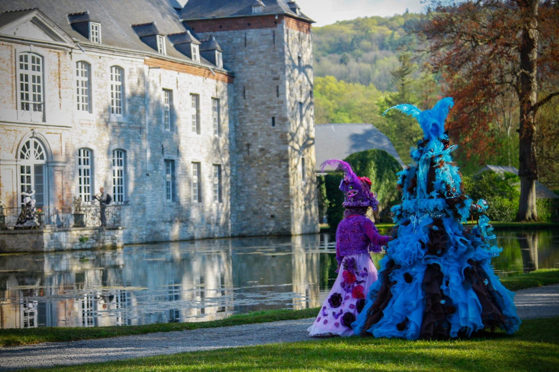 les-costumes-venitiens-aux-jardins-deau-dannevoie